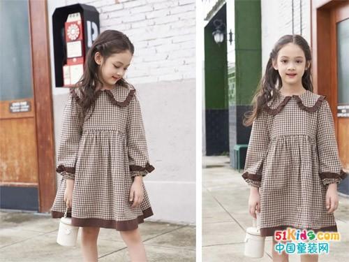 这四种不同风格的童装,总有一款是小公主的最爱
