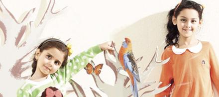 贝贝依依童装 品牌理念决定贝贝依依童装的品牌高度