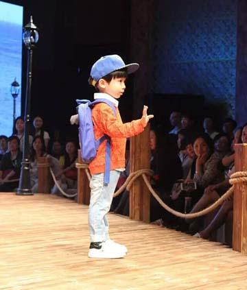 BCOBI2016春/夏《暢游加勒比�!穦海浪風掀起的童裝新品發布秀