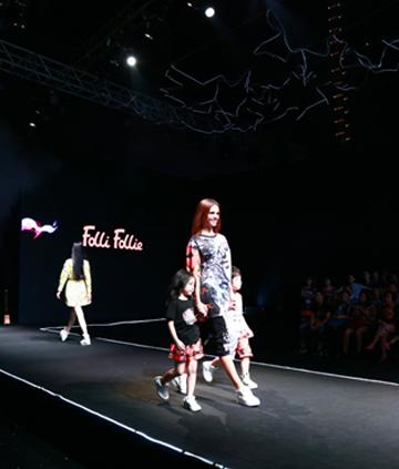 Folli Follie 潮牌启动仪式暨2016春夏流行趋势发布会成功召开