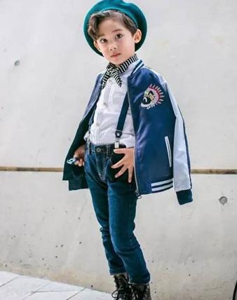 时尚潜力股!年仅5岁的他到底为什么这么会穿?