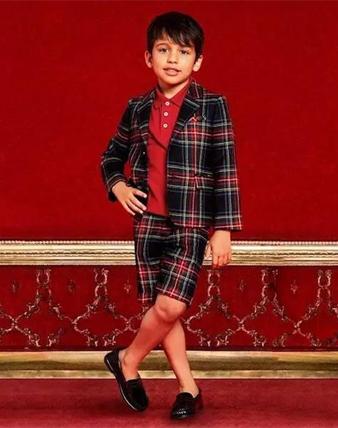 最适合穿去派对的男女童服装在这里,让宝贝成全场焦点