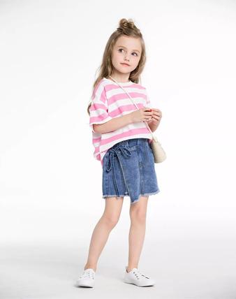 玩转夏装,欧莎童装让宝贝时髦的刚刚好