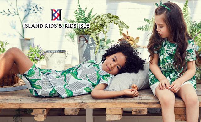 IKKI安娜与艾伦童装 展现色彩之美