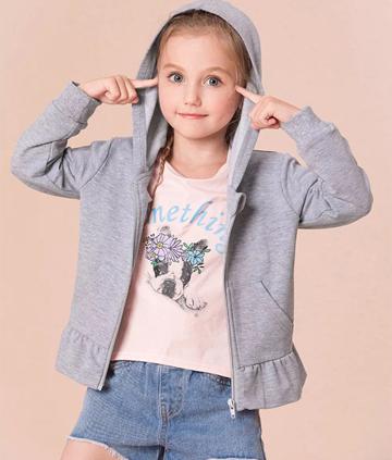 欧莎童装:早秋的时髦信息已发出!