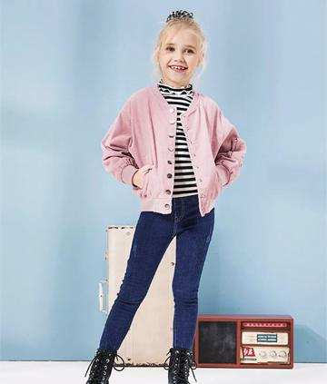 欧莎童装 给初秋衣橱来点儿灵感