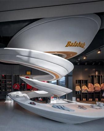 大师作品丨一朵柔软的云,当Balabala遇到了北京大兴机场