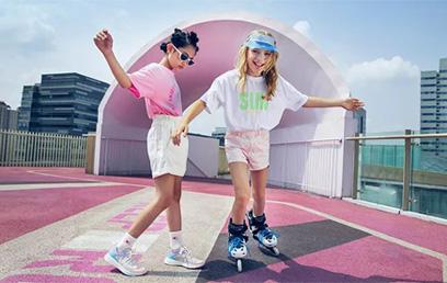 巴拉巴拉再度携手中国国际儿童时尚周,定义中国w88老虎机客户端新风尚!