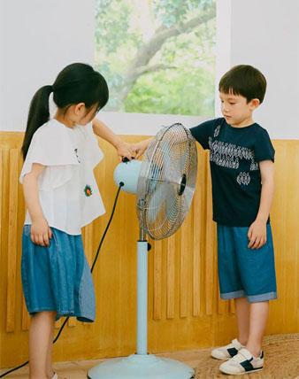 今日宜丨换上超清凉套装,热空气一秒退散!