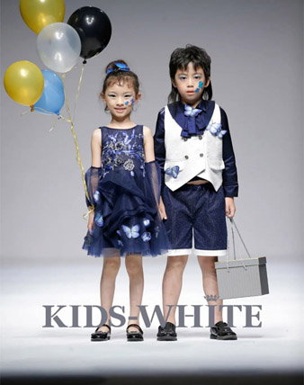 高定童裝強勢來襲,再掀2020中國國際兒童時尚周新熱潮