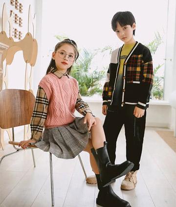 贝贝依依新品上市丨初秋来临,时尚酷盖BACK TO SCHOOL