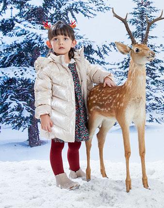 Sunroo冬日厚羽絨,溫暖最愛的寶貝