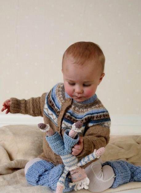 新款欧美超可爱宝宝毛衣(3)