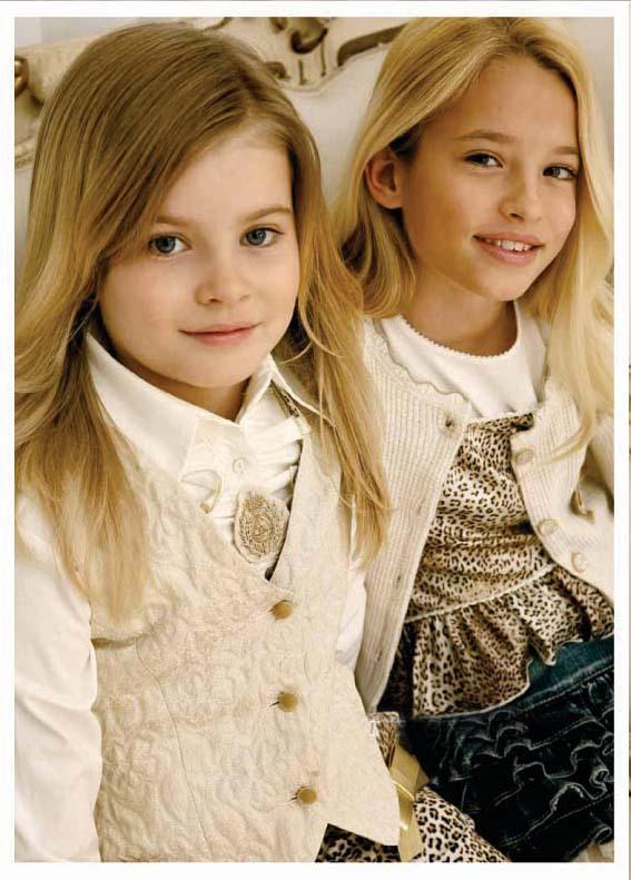 意大利monnalisa童装最新设计,可爱款式