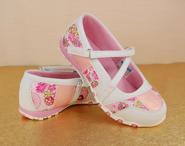 leodica时尚童鞋的完美蜕变