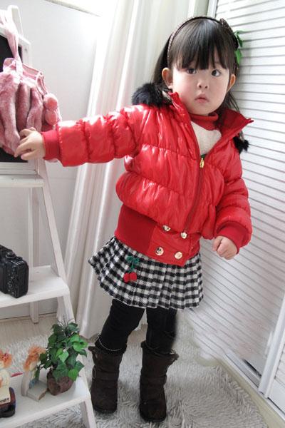 可爱宝贝韩版混搭秀_服装设计 - 中国童装网